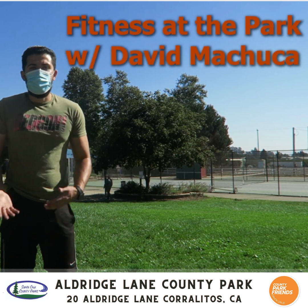 Fitness at the Park with David